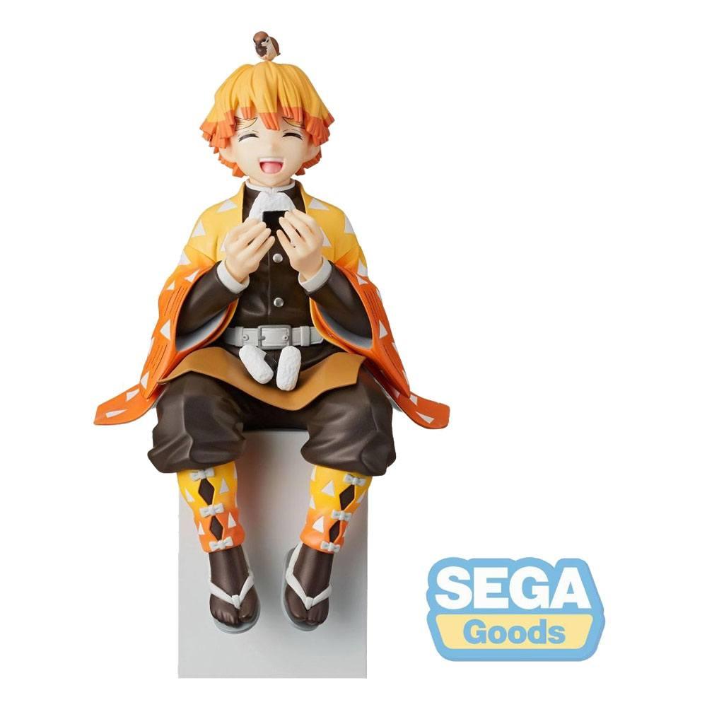 Predvaritelnaya Prodazha Demon Slayer Kimetsu No Yaiba Pvc Statue Pm Sidyashij Zenicu Agacuma 15 Sm Vash Alternativnyj Magazin Anime