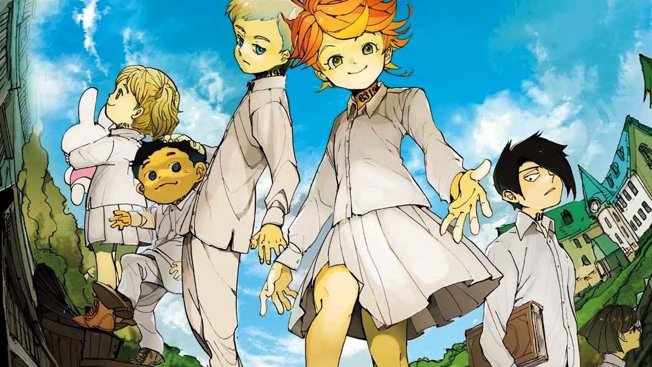 El manga Yakusoku no Neverland tendrá un nuevo capítulo one-shot