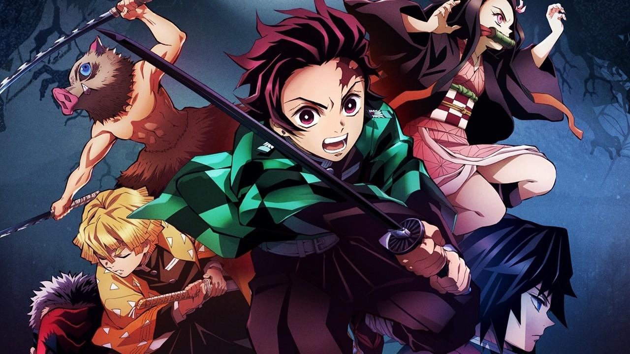 Kimetsu no Yaiba estrenará cuatro cortos animados este mes