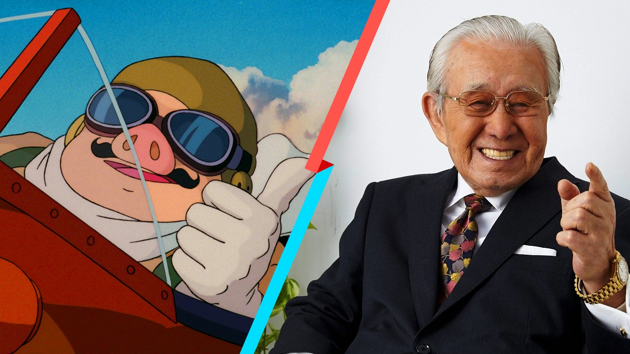 Falleció Shuichiro Moriyama, la voz de Porco Rosso