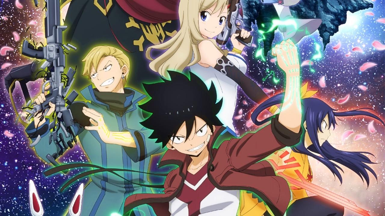 El anime Edens Zero revela un nuevo visual
