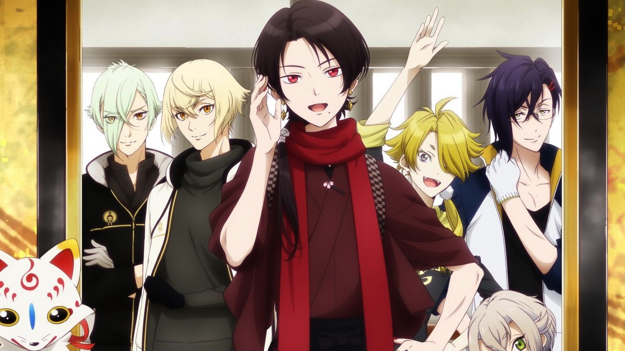 El anime Touken Ranbu: Hanamaru estrenará tres nuevas películas a partir de 2022
