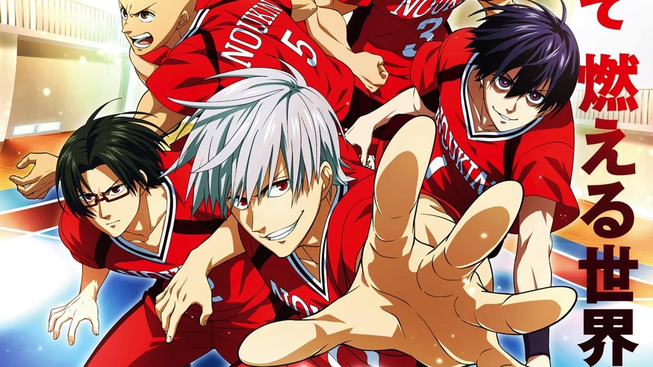 El anime Shakunetsu Kabaddi revela un nuevo visual y fecha de estreno