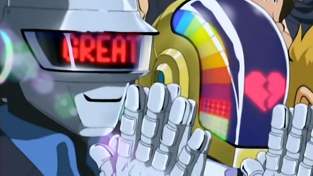 Recordando el paso de Daft Punk por la industria del anime