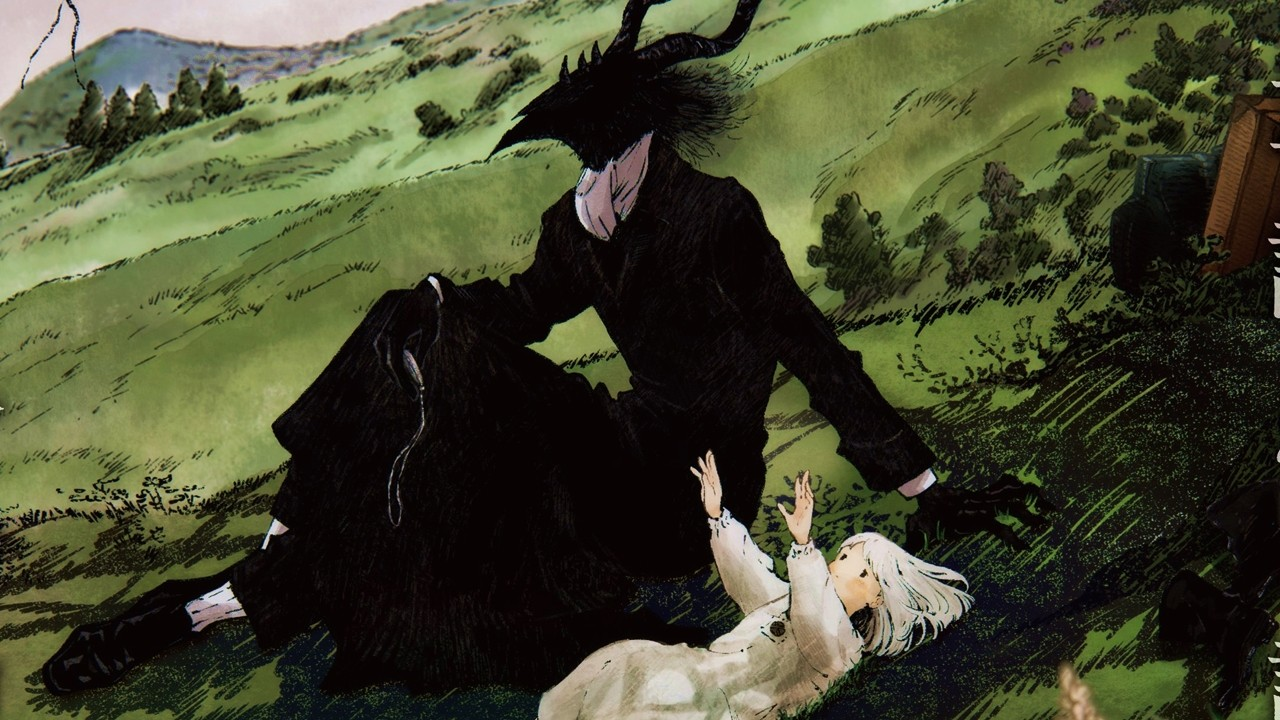 El manga Totsukuni no Shoujo tendrá una película