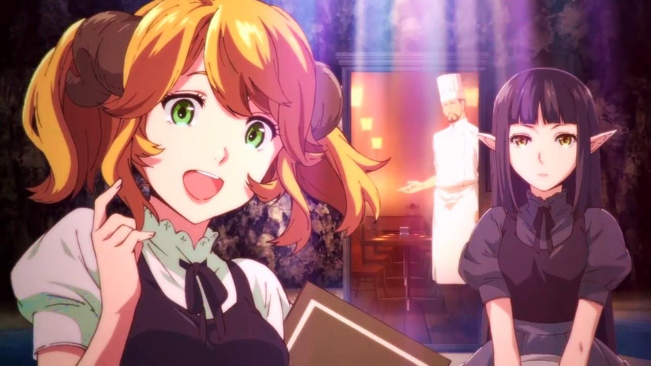 El anime Isekai Shokudou tendrá una segunda temporada