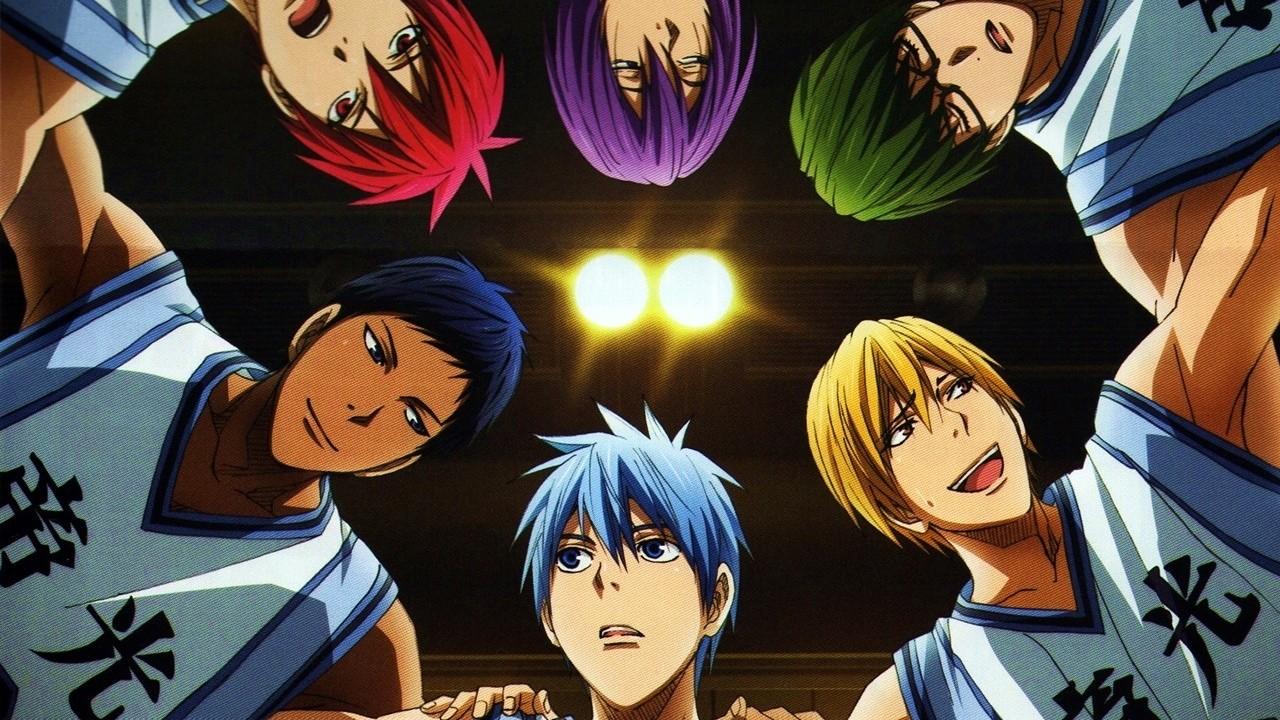 La segunda temporada de Kuroko no Basket llegará a Netflix en mayo