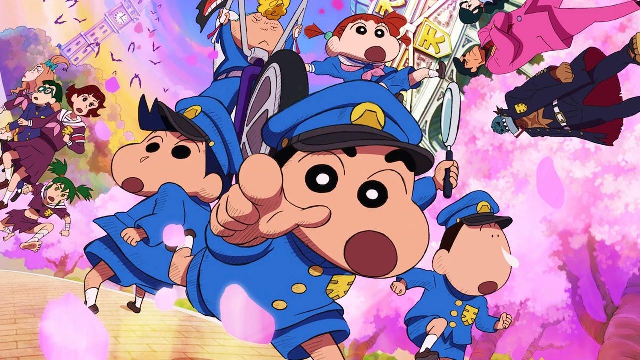 La próxima película de Crayon Shin-chan ha sido retrasada por el COVID-19