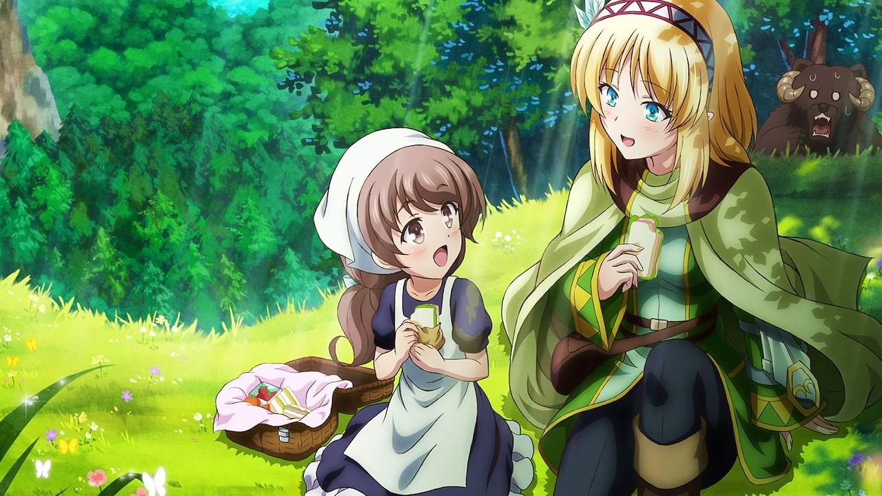 El anime Leadale no Daichi nite revela su primer visual