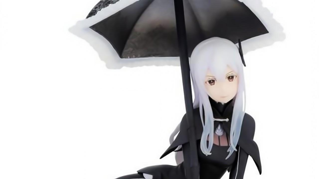 Re:Zero: Echidna inspira una hermosa figura para una lotería