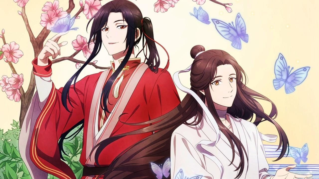 El donghua Heaven Official's Blessing tendrá un estreno en Japón con doblaje