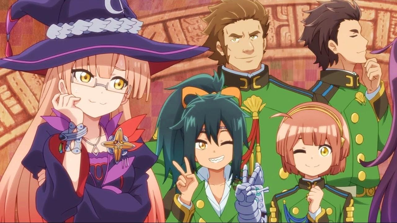 El anime Tatoeba Last Dungeon revela los detalles de su cuarto Blu-ray