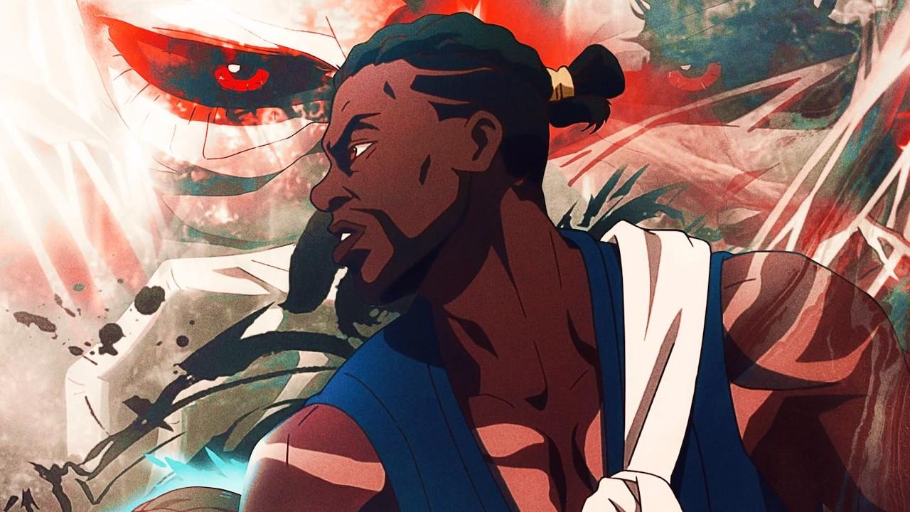 El anime original de MAPPA, Yasuke, revela un nuevo avance