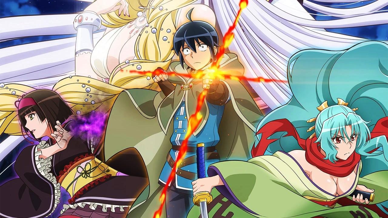 El anime Tsuki ga Michibiku Isekai Douchuu revela su primer tráiler