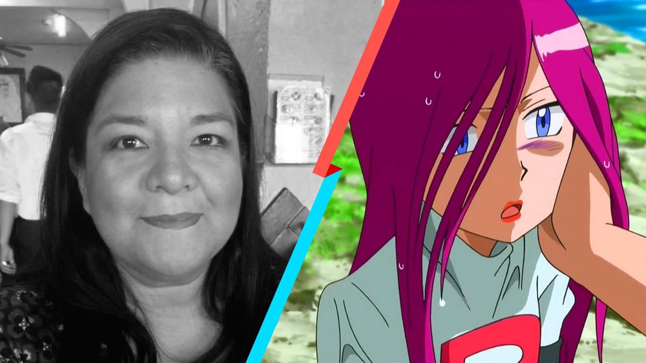 Falleció Diana Pérez, la voz de Jessie en el doblaje latino de Pokémon
