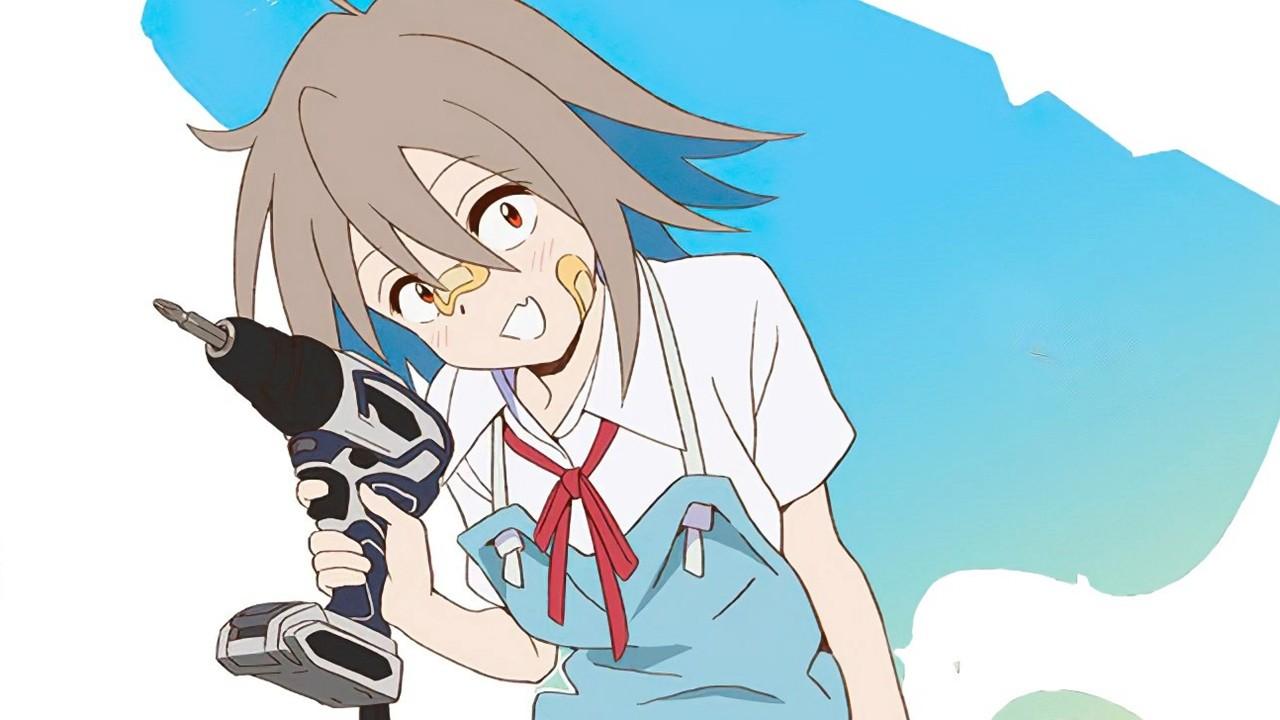 Self Yua protagoniza el nuevo visual del anime original Do It Yourself!!