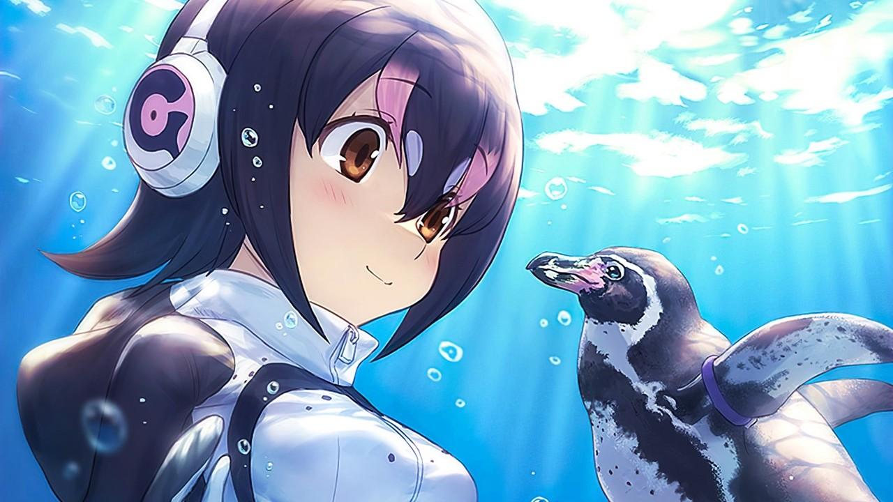 Kemono Friends: African Penguin y Humboldt Penguin se convierten en VTubers