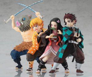 Figuras de Kimetsu no Yaiba